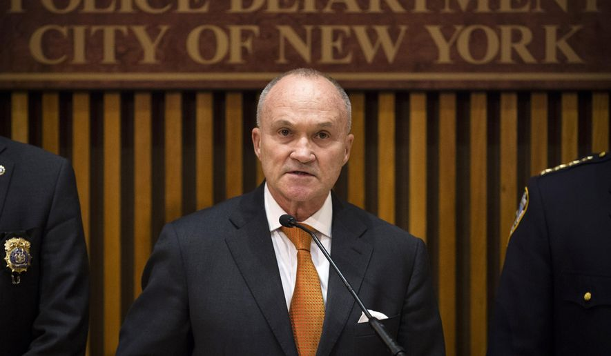 Ray Kelly (Associated Press/File)