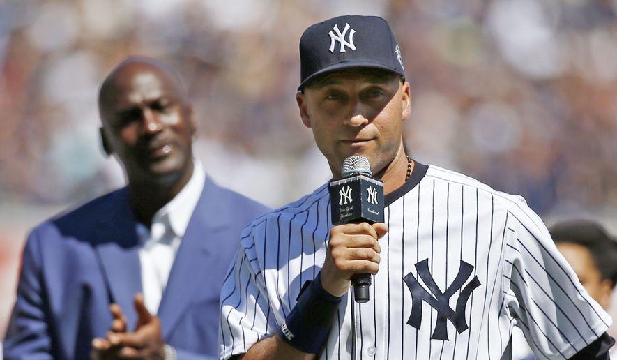 Derek Jeter Day At Yankee Stadium Honors Longtime Captain