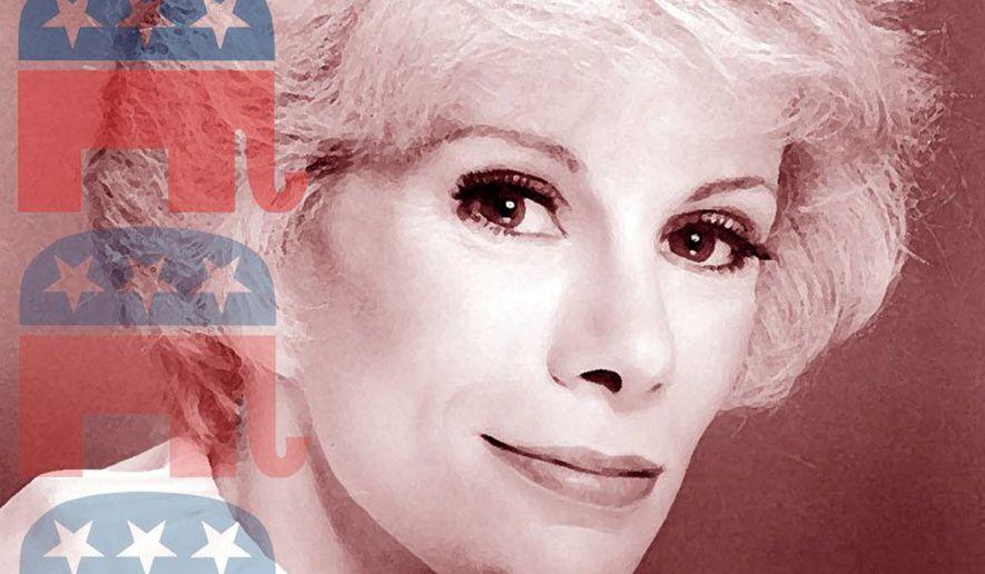 Joan Rivers    The Washington Times