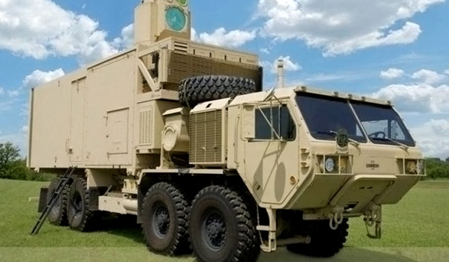 The Army's High Energy Laser Mobile Demonstrator successfully engaged 90 mortars and several Unmanned Aerial Vehicles during tests over the past month, at White Sands Missile Range, N.M.