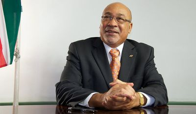 Desiré Delano Bouterse, President of Suriname