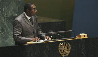 Henry Mac Donald, Permanent Representative of Suriname to the United Nations