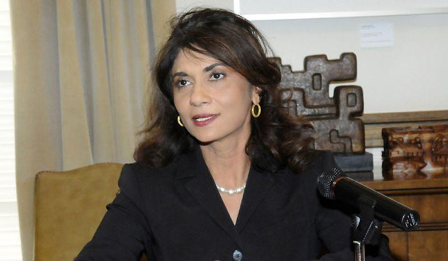 Niermala Badrising, Permanent Representative of Suriname to the Organization of American States