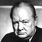 Winston Churchill    Associated Press photo