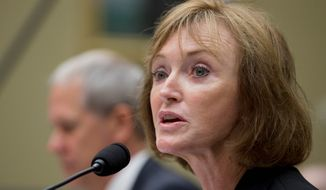 Medicaid Administrator Marilyn Tavenner. (Associated Press) ** FILE **