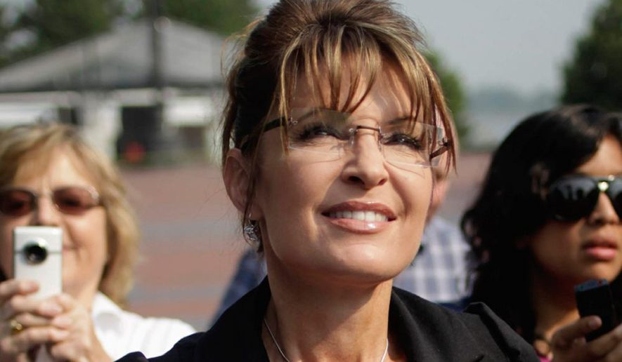 Sarah Palin is one of the confirmed speakers for the ninth annual Values Voters Summit next week in the nation's capital. (Associated Press) **File**