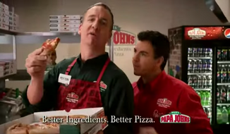 Peyton Manning admitted that Colorado's legalization of marijuana has made him a very rich man since he snatched up 21 Papa John's franchises. (YouTube)