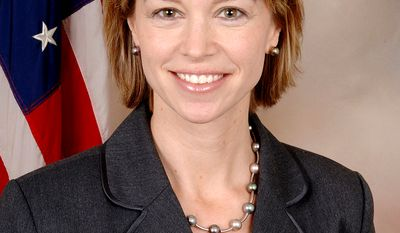 FORMER CONGRESSWOMAN STEPHANIE HERSETH SANDLIN (D-SOUTH DAKOTA) - Stephanie Herseth Sandlin is an attorney who served as the Democratic U.S. Representative for South Dakota's at-large congressional district from 2004 until 2011. She was first elected to Congress in a special election in June 2004, and was re-elected three times before losing her seat in Congress to Republican Kristi Noem in 2010. She was the youngest female member of the House, and the first woman elected to the House of Representatives from South Dakota.