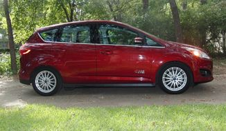 2014 Ford C-Max Energi 