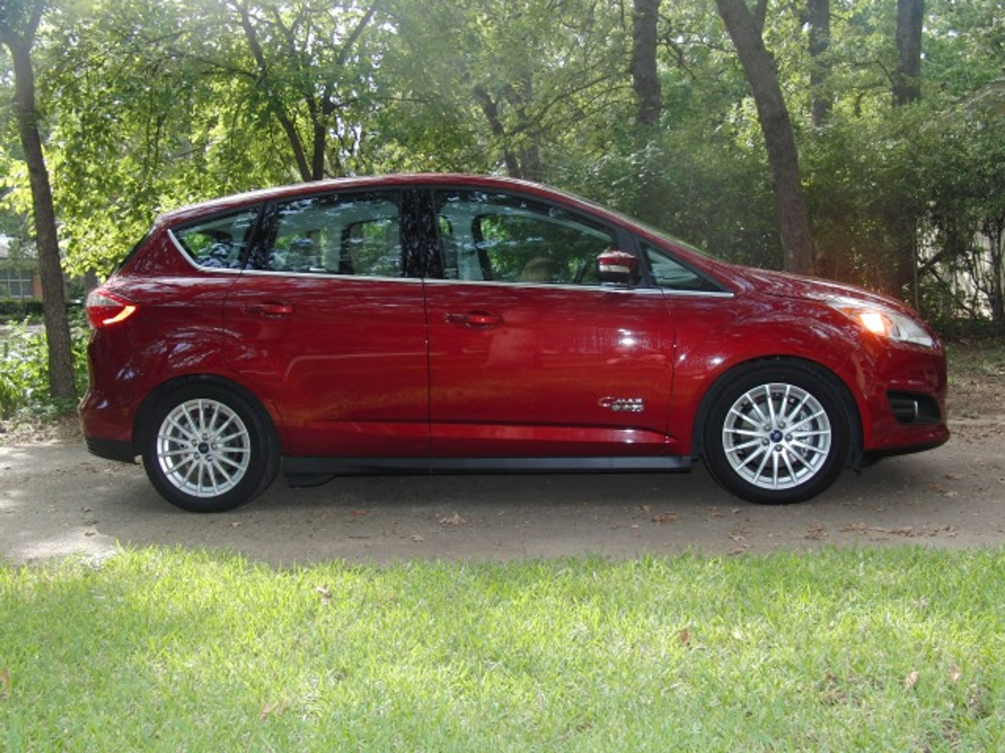 COOK Car Review 100 MPGe with the 2014 Ford C Max Energi