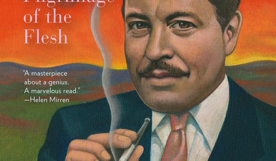 "This book cover image released by W. W. Norton & Company shows ""Tennessee Williams"" Mad Pilgrimage of the Flesh,"" by John Lahr. (AP Photo/W. W. Norton & Company)"
