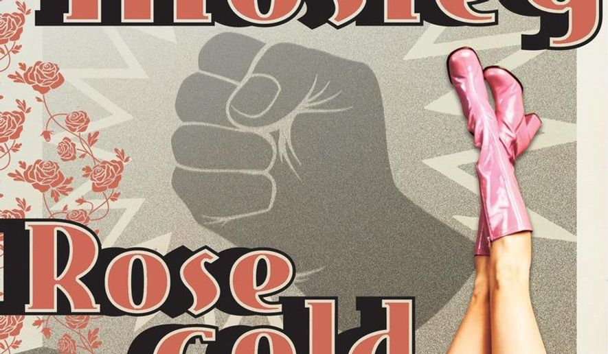 "This book cover image released by Doubleday shows ""Rose Gold,"" by Walter Mosley. (AP Photo/Doubleday)"