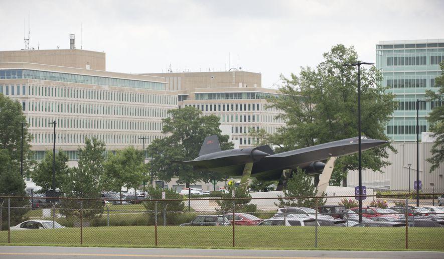 CIA headquarters. (AP Photo)