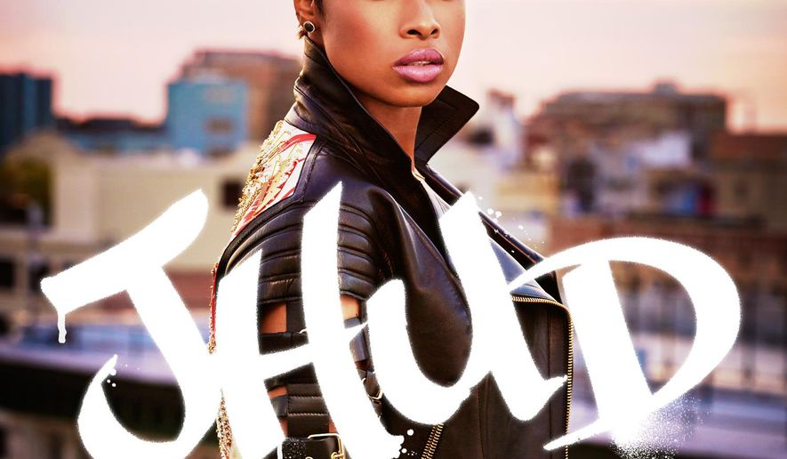 "This CD cover image released by RCA Records shows, ""JHUD,"" the latest release by Jennifer Hudson. (AP Photo/RCA Records)"