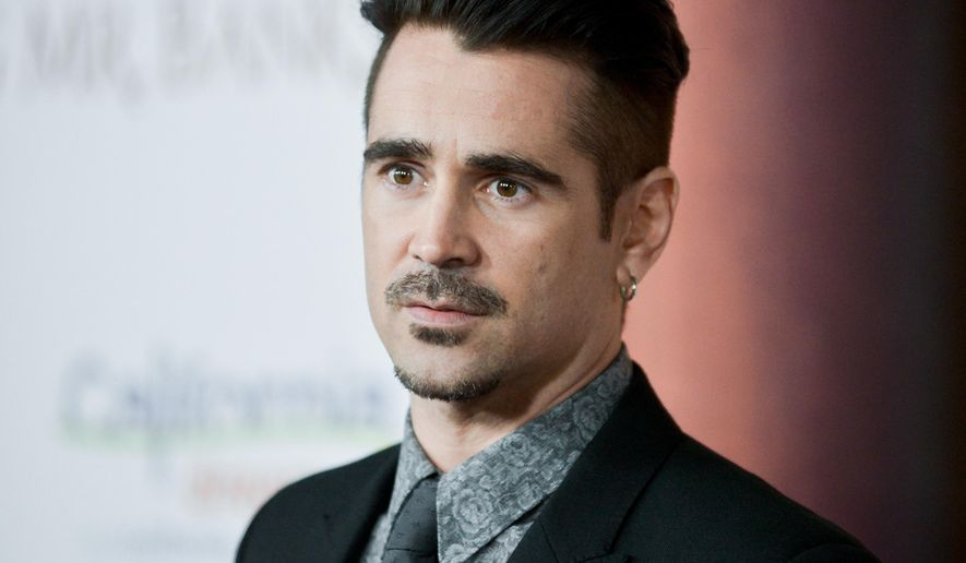 "FILE - In this Dec. 9, 2013 file photo, Colin Farrell arrives at the U.S. Premiere of ""Saving Mr. Banks"" - Arrivals at Disney Studios in Burbank, Calif. HBO says that Farrell and Vince Vaughn will star in the second season of ""True Detective."" The eight-episode drama series will begin production in California this fall, the premium cable channel said Tuesday, Sept. 23, 2014.  (Photo by Richard Shotwell/Invision/AP, file)"