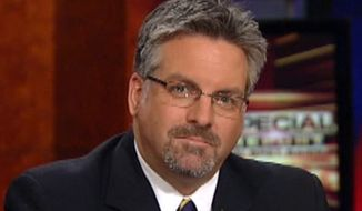 Weekly Standard columnist and Fox News contributor Stephen Hayes was added to the Department of Homeland Security's terrorist watch list. (Image: Fox News screenshot)