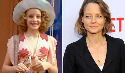 Jodie Foster began acting in commercials at the age of three, and her first significant role came in 1976 as a child prostitute in Taxi Driver (left), for which she received a nomination for the Academy Award for Best Supporting Actress. She won an Academy Award for Best Actress in 1989, for playing a rape victim in The Accused. In 1991, she starred in The Silence of the Lambs as Clarice Starling, a gifted FBI trainee, assisting in a hunt for a serial killer. This performance received international acclaim and her second Academy Award for Best Actress. She received her third Best Actress Academy Award nomination for playing a backwoods hermit in Nell (1994). Her other best-known work includes Contact (1997), Panic Room (2002), Flightplan (2005), Inside Man (2006) and The Brave One (2007).
