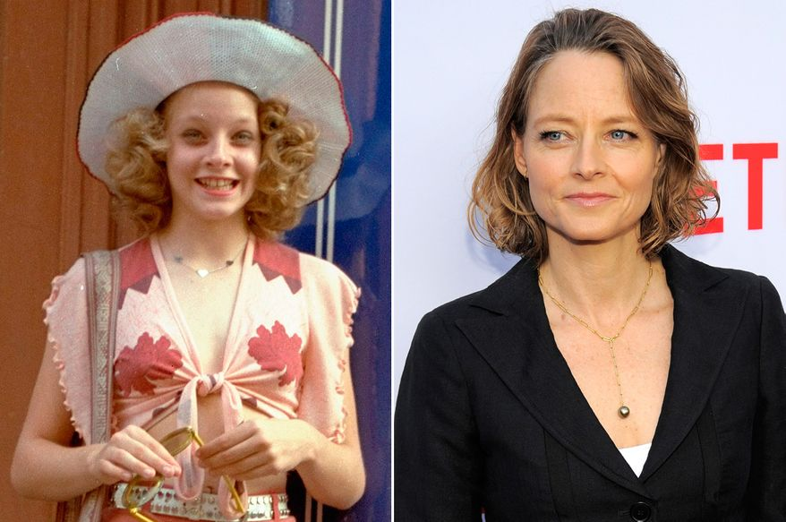 Jodie Foster began acting in commercials at the age of three, and her first significant role came in 1976 as a child prostitute in Taxi Driver (left), for which she received a nomination for the Academy Award for Best Supporting Actress. She won an Academy Award for Best Actress in 1989, for playing a rape victim in The Accused. In 1991, she starred in The Silence of the Lambs as Clarice Starling, a gifted FBI trainee, assisting in a hunt for a serial killer. This performance received international acclaim and her second Academy Award for Best Actress. She received her third Best Actress Academy Award nomination for playing a backwoods hermit in Nell (1994). Her other best-known work includes Contact (1997), Panic Room (2002), Flightplan (2005), Inside Man (2006) and The Brave One (2007).Foster made her directorial debut in 1991 with Little Man Tate; she also directed the films Home for the Holidays (1995) and The Beaver (2011). In addition to her two Academy Awards, she has won three BAFTA Awards, three Golden Globe Awards, the Cecil B DeMille Award, and a Screen Actors Guild Award.