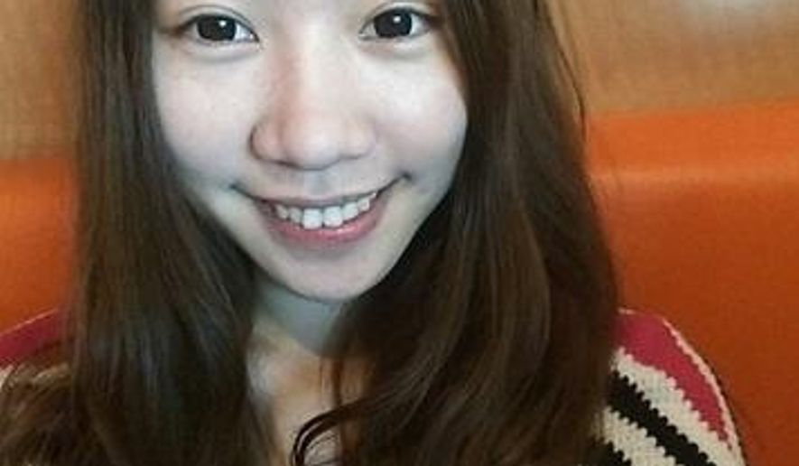 This photo provided by the Ames Police Department shows Tong Shao, a 20-year-old Iowa State University student from China who went missing Sept. 8, in Ames, Iowa. Police said Friday, Sept. 26, 2014, they were looking for a vehicle linked to Shao that may be in the Iowa City, Iowa area. (AP Photo/Ames Police Department)