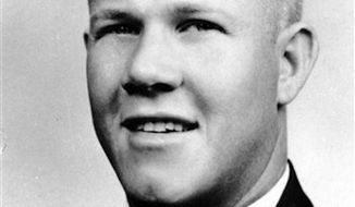 Bids are starting at $25,000 for a rifle Charles Whitman (pictured) used to shoot from the top of a clock tower on the Austin campus in 1966, killing 16 and injuring dozens others. (Wikipedia)