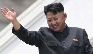 North Korean leader Kim Jong-un had surgery on his foot, leading many to believe it led to his disappearance from public view. (AP Photo/Wong Maye-E, File)