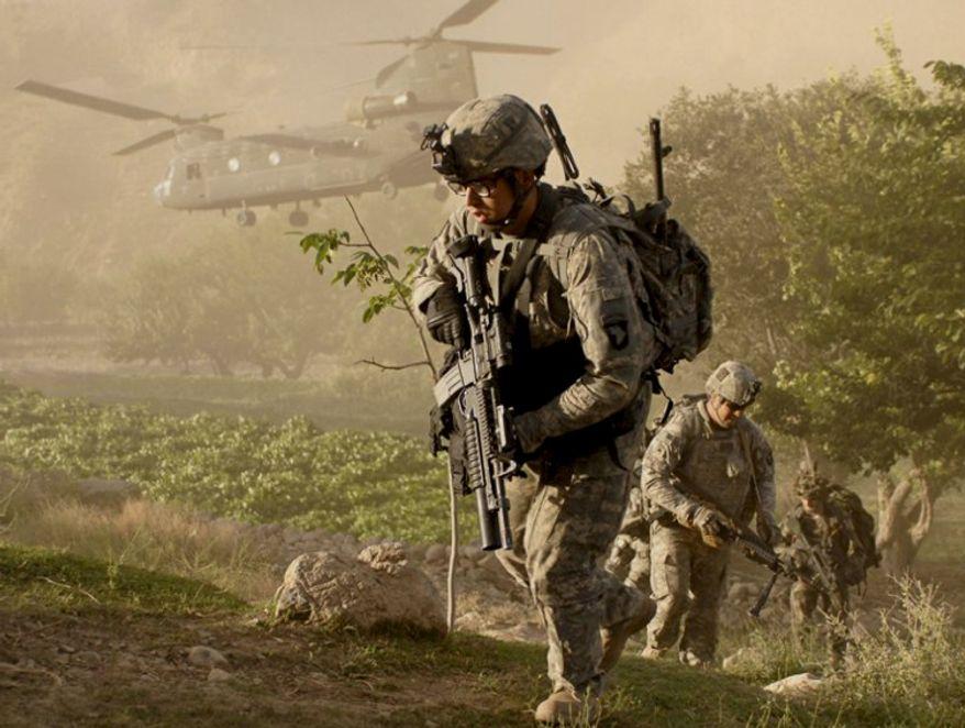 101 Airborne Division  jpg - Washington Times