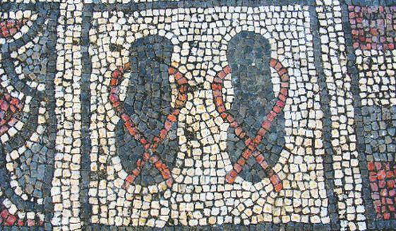 North Cyprus: Beautiful mosaics in Soli and Salamis