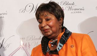U.S. Representative Eddie Bernice Johnson (D-Texas) (Associated Press)