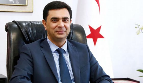 Özdil Nami, Ministry of Foreign Affairs, Turkish Republic Of Northern Cyprus