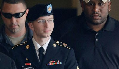 An investigative report on the case of Army Pfc. Bradley Manning, who is serving a 35-year prison term for espionage, identifies lapses in Army security and personnel procedures that allowed Manning to remain in the service and gain access to documents. (Associated Press)