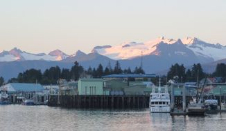 Petersburg Alaska thrives thanks to abundant fishing grounds and a healthy commercial fishing industry. Photo by Curtis Ellis
