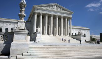 The Supreme Court in Washington. (AP Photo/Jacquelyn Martin, File)