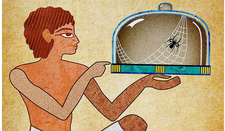 Egypt Hunger Food Shortage Illustration by Greg Groesch/The Washington Times