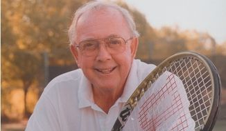 Vic Braden, longtime tennis instructor and former player (via Twitter)
