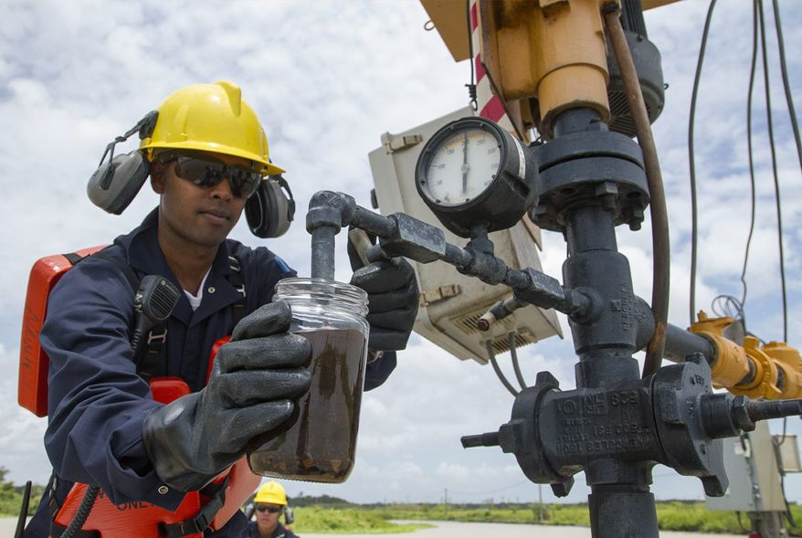 In 2000 the United States Geological Survey estimated that up to 15 billion barrels of recoverable oil might lie beneath the coastal waters of Suriname and neighboring Guyana. (Photo: Courtesy Staatsolie Public Relations)