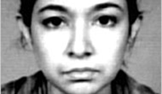 Aafia Siddiqui. (Associated Press) ** FILE **