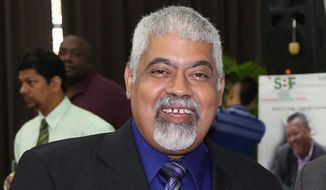 Robert Ameerali, Vice President of Suriname. (Photo: Courtesy Government of Suriname)