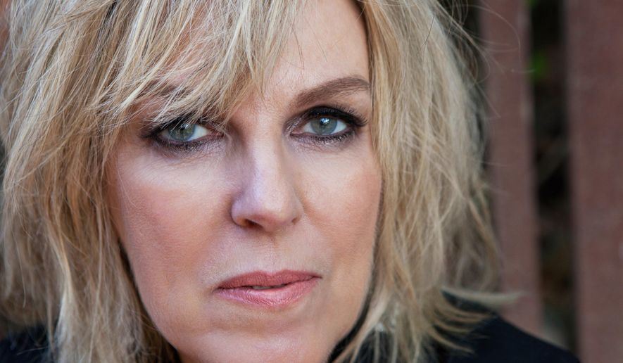 """This undated image released by Highway 20 Records shows Lucinda Williams. Williams released a new album, """"Down Where the Spirit Meets the Bone,"""" with 20 songs on two CDs. (AP Photo/Michael Wilson)"""