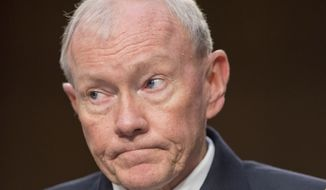 Martin E. Dempsey, chairman of the Joint Chiefs of Staff (Ron Sachs/CNP Photo)