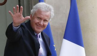 General Electric Co. CEO Jeffrey R. Immelt (AP Photo/Michel Euler, File)