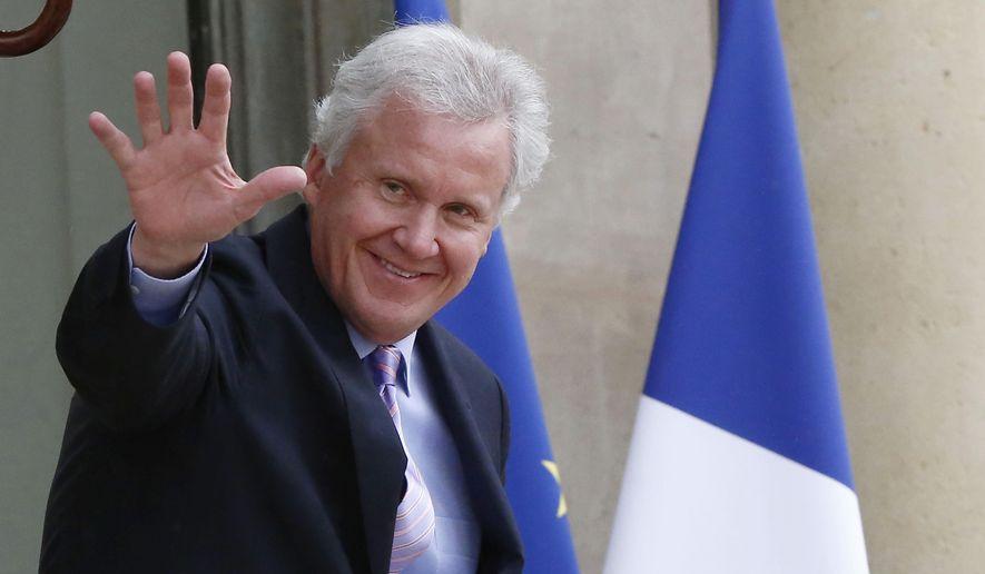 General Electric Co. CEO Jeffrey R. Immelt (AP Photo/Michel Euler, File)