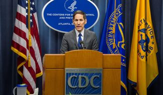 Centers for Disease Control and Prevention Director Dr. Tom Frieden said that the diagnosis of 26-year-old nurse Nina Pham should not be an occasion for partisan bickering over the CDC's budget as it relates to Ebola. Despite campaign bluster about cuts, Ebola falls under the CDC's National Center for Emerging and Zoonotic Infectious Diseases branch, whose funding has grown to more than $390 million in 2014 alone. (Associated Press)