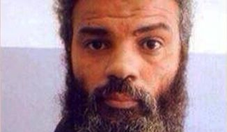 Ahmed Abu Khattala, the only person to be prosecuted in relation to the 2012 attacks on Americans in Benghazi, Libya, is charged with murder of an officer of the United States, conspiracy to provide material support to terrorists and other crimes. His trial begins Monday in federal court in the District of Columbia and is expected to run for at least four weeks. (Associated Press/File)