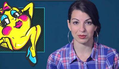 Prominent feminist and video game critic Anita Sarkeesian canceled a lecture scheduled for Wednesday at Utah State University after an she received a death threat and the school was threatened with a mass shooting if she spoke as planned, according to the Salt Lake City Tribune.  Photo credit: Screenshot Feminist Frequency video