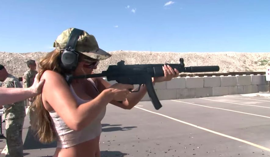Youtube video of the 'Hot Shots 2015' calendar shoot has sparked an investigation by the Utah National Guard into whether it may have been shot using its facilities, equipment and personnel without authorization.