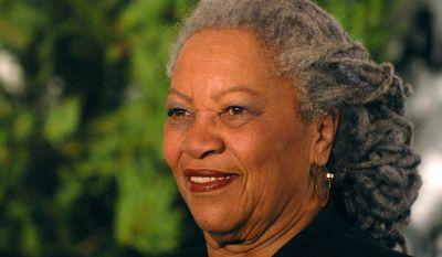 Toni Morrison  (AP Photo/Peter Kramer)