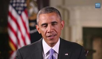 President Obama has put off several key policy announcements until after the election. (WHITE HOUSE)