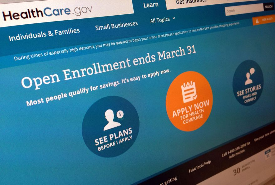Let Freedom Ring is gathering signatures for two online petitions calling on Mr. Obama to reveal prior to the election his plans for the 2015 Obamacare premium figures. (AP Photo/Jon Elswick, File)