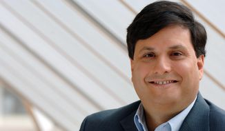 A longtime Democratic operative, Ron Klain was tasked Friday by President Barack Obama with running the government's response to the Ebola crisis. (AP Photo/Revolution)