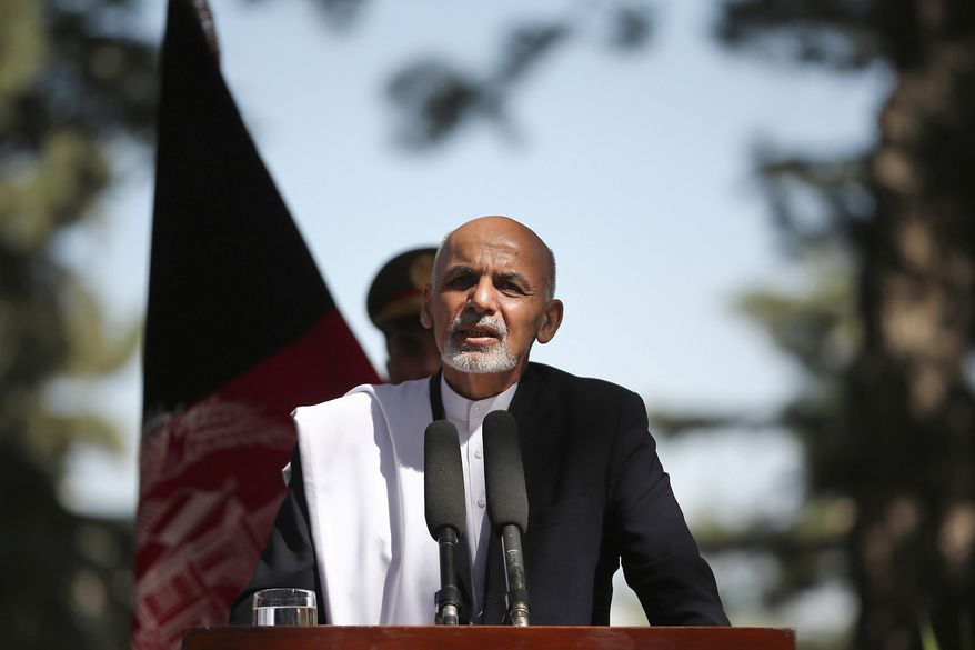 Ashraf Ghani, Afghanistan's new president, has said his administration will focus on the underlying causes that lead to corruption in Afghanistan and not solely the symptoms of corrupt activity, a commitment likely to be tested early by the Obama administration decision to disband the corruption task force. (ASSOCIATED PRESS)